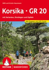 Wandelgids Corsica GR 20 / Corsica GR 20 | Rother Verlag | ISBN 9783763343539