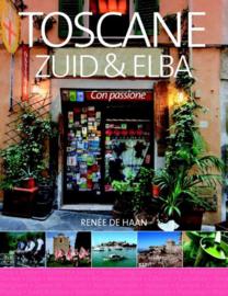 Reisgids Toscane Zuid en Elba | Edicola | ISBN 9789492199515