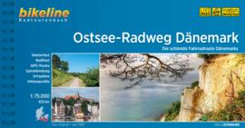 Fietsgids Ostsee Radweg Dänemark | Bikeline | ISBN 9783850008273
