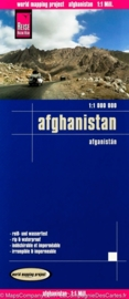 Wegenkaart Afghanistan | Reise Know How | 1;1,5 miljoen | ISBN 9783831772339
