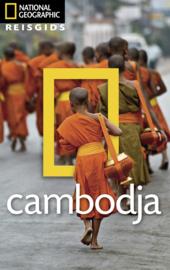 Reisgids Cambodja | Kosmos - National Geographic | ISBN 9789021573120