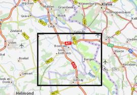 Wandelkaart St. Anthonis-Bergerbos - 41   Falk   1:25.000   ISBN 9789028712997