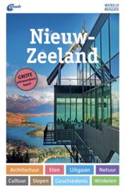 Reisgids Nieuw Zeeland | ANWB Wereldreisgids | ISBN 9789018044602