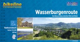 Afgeprijsd - Fietsgids Wasserburgenroute - 450 km. | Esterbauer Verlag | ISBN 9783850003735