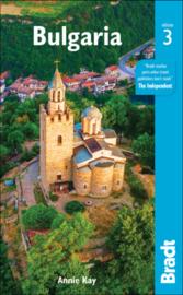 Reisgids Bulgaria - Bulgarije | Bradt | ISBN 9781784774707