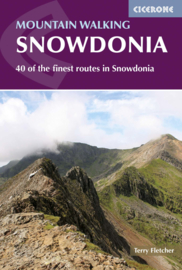 Wandelgids mountain walking in Snowdonia | Cicerone | ISBN 9781852847678
