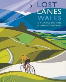 Fietsgids Wales - Lost lanes | Wild Things | ISBN 9781910636039