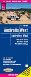 Wegenkaart Australië West | Reise Know How | ISBN 9783831773275