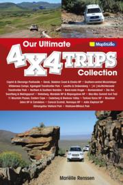 Wegenatlas Zuidelijk Afrika - Southern Africa Ultimate 4x4 trips | MapStudio | ISBN 9781770268944