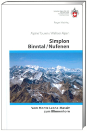 Alpinegids Simplon - Binntal - Nufenen | SAC | ISBN 9783859023192