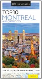 Stadsgids Montreal | Dorling Kindersley - Eyewitness | ISBN 9780241355974