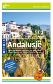 Reisgids Ontdek Andalusië | ANWB | 9789018040178