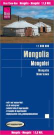 Wegenkaart Mongolei  - Mongolië | Reise Know How | 1:1,6 miljoen | ISBN 9783831773039