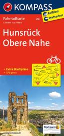 Fietskaart Hunsrück - Obere Nahe | Kompass 3061 | 1:70.000 | ISBN 9783850262965