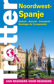 Reisgids Noordwest Spanje   Lannoo Trotter   ISBN 9789401466288