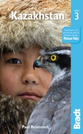 Reisgids Kazachstan -Kazakhstan   Bradt   ISBN 9781784770921