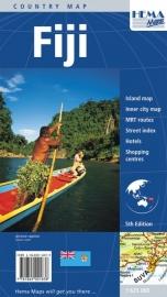 Wegenkaart Fiji | HEMA maps | 1:625.000 | ISBN 9781865001838