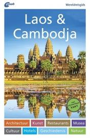 Reisgids Laos & Cambodja | ANWB Wereldreisgids | ISBN 9789018039189