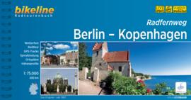 Fietsgids Radfernweg Berlijn - Kopenhagen | Bikeline | ISBN 9783850008341