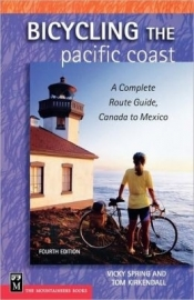 Fietsgids Cycling the Pacific Coast : Canada - Mexico | Mountaineers | ISBN 9780898869545
