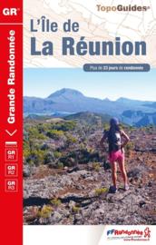 Wandelgids L'Île de la Réunion GR R1 & R2 | FFRP | ISBN 9782751409837
