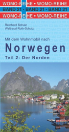 Campergids Noorwegen Noord - Nord-Norwegen | WOMO 21 | ISBN 9783869032177