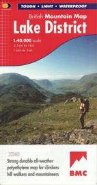 Wandelkaart Lake District - Mountain Map | Harvey Maps | 1:40.000 | ISBN 9781851374670