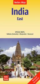 Wegenkaart India Oost | Nelles | 1:1,5 miljoen | ISBN 97803865742759