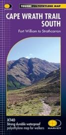 Wandelkaart The Cape Wrath Trail South | Harvey | 1:40.000 | ISBN 9781851375349