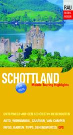 Campergids Schotland - Mit dem Wohnmobil nach Schottland | Werner Rau Verlag | ISBN 9783926145796