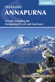 Wandelgids Annapurna - A Trekker's Guide - Nepal   Cicerone   ISBN 9781852848262