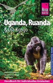 Reisgids Oeganda, Rwanda en Oost Congo | Reise Know How | ISBN 9783831733026