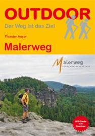 Wandelgids Malerweg | Conrad Stein Verlag | ISBN 9783866865617