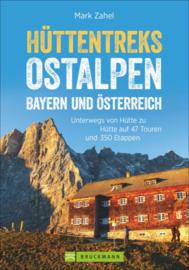 Wandelgids Hüttentreks Ostalpen – Bayern und Österreich | Bruckmann Verlag | ISBN 9783765482212