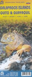 Landkaart Galapagos Isles | ITMB | 1:420.000 | ISBN 9781771293075