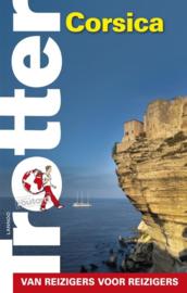 Reisgids Corsica | Lannoo Trotter | ISBN 9789401440028