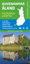 Wegenkaart Ahvenanmaa, Turun Saaristo, Aland, Aboland | Karttakeskus | 1:150.000 | ISBN 9789522662170