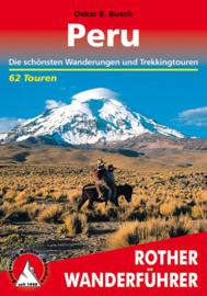 Wandelgids - Trekkinggids Peru | Rother Verlag | ISBN 9783763344222
