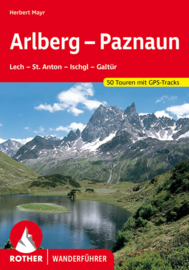 Wandelgids Arlberg - Paznaun | Rother Verlag | ISBN 9783763341214