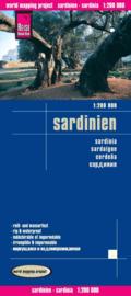 Wegenkaart Sardinië | Reise Know How | ISBN 9783831773213
