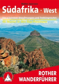 Wandelgids Süd Afrika West | Rother Verlag | ISBN 9783763343690