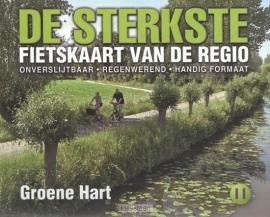 Fietskaart De sterkste fietskaart van de regio : Het Groene Hart | Buijten & Schipperheijn | 1:50.000 | ISBN 9789058817143
