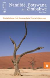 Reisgids Namibië, Botswana & Zimbabwe | Dominicus | ISBN 9789025765132