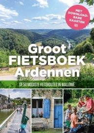 Fietsgids Groot fietsboek Ardennen | Lannoo | ISBN 9789401434850