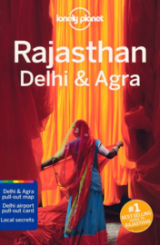 Reisgids Rajasthan, Delhi & Agra | Lonely Planet | ISBN 9781787013681