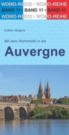 Campergids Mit dem Wohnmobil in die Auvergne | WOMO 11 | ISBN 9783869031132