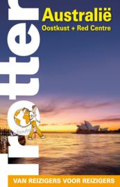 Reisgids Australië  : de oostkust en Red Centre | Lannoo Trotter | ISBN 9789401440004
