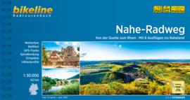 Fietsgids Nahe-radweg   Bikeline   ISBN 9783850009096