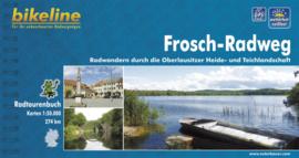 Afgeprijsd - Fietsgids Frosch Radweg - 276 km   Bikeline   ISBN 9783850001656