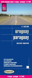Wegenkaart Paraguay & Uruguay | Reise Know How | 1:1,2 miljoen | ISBN 9783831773749